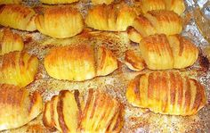 Výborné pečené zemiaky s cesnakovou chuťou