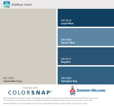 2016 Hgtv Smart Home Paint Colors Sherwin Williams