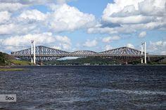 Ponts de Quebec by Claude Charbonneau on Quebec City, Sydney Harbour Bridge, Travel, Viajes, Destinations, Traveling, Quebec, Trips