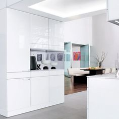 Poggenpohl Kitchens | Searle & Taylor Kitchens in Hampshire and London Modern Kitchen Cabinets, Kitchen Cabinet Design, Kitchen Designs, Kitchen Ideas, German Kitchen, New Kitchen, Contemporary Kitchen Design, Kitchen Styling, Innovation Design
