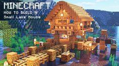 Minecraft Houses Survival, Minecraft Cottage, Cute Minecraft Houses, Minecraft Houses Blueprints, Minecraft Plans, Minecraft House Designs, Amazing Minecraft, Minecraft Tutorial, Minecraft Creations