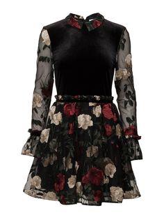 Simmons Mini Dress