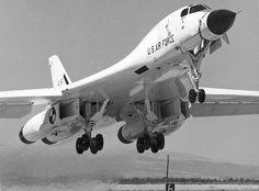 1974 ... B-1 bomber- Rockwell | Flickr - Photo Sharing!
