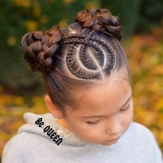 Top 60 All the Rage Looks with Long Box Braids - Hairstyles Trends Box Braids Hairstyles For Black Women, Little Girl Hairstyles, Pretty Hairstyles, Children's Hairstyle, Cute Haircuts, Girl Haircuts, Wavey Hair, Loose French Braids, Cool Braids