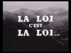 la loi c'est la loi.1958.Fernandel,Toto .VF.qualité VHS