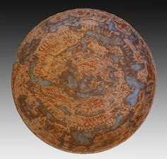 Sea Fossil Platter