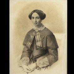 Image de jeunesse. George Sand, Mona Lisa, Images, Sands, Trench, Muse, Artwork, Writer, Portraits
