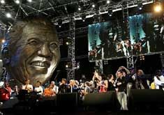 Nelson Mandela - former Robben Island prisoner number 46664 - is the inspiration behind a HIV/Aids awareness and social justice campaign. Aids Awareness, World Aids Day, Social Justice, Campaign
