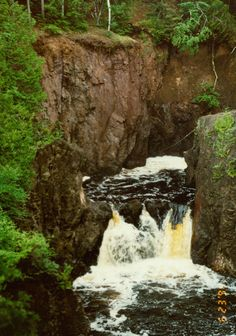 Copper Falls, great place to go!