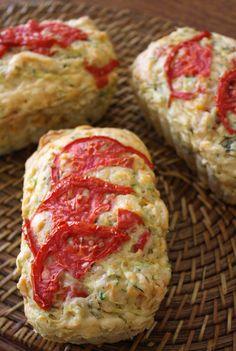garden zucchini breads