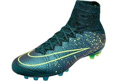 Nike Mercurial Superfly AG-R Soccer Cleats - Squadron Blue