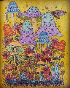 #sommarnatt #hannakarlzon #omalovanky #omalovankyprodospele #antistresoveomalovanky #coloring #colouring #coloringbook #colouringbook