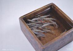 """A Cup of Flower"", Riusuke Fukahori - Goldfish Salvation"