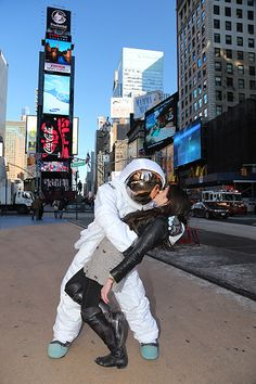 They just love Spacemen. Nothing we can do about it.