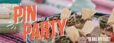 Turn Your Pin Into a Party Contest    http://bit.ly/1eoagxX