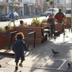 Parklets São Francisco