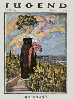 Jugend cover art 1925