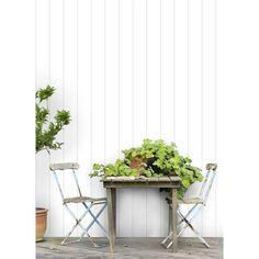 Panel ścienny PCV biały 8 x 105 x 2600 mm kupuj w OBI Wreaths, Interior, Wall, Plants, Home Decor, Kitchen, Cuisine, Cooking, Door Wreaths