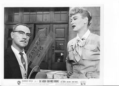 EVE ARDEN - OUR MISS BROOKS #61950'S TV SHOW SERIES B&W ORIG VINTAGE PHOTO…