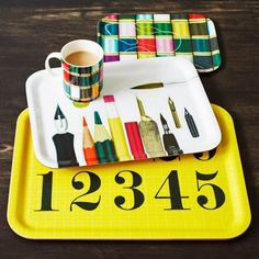 Eames Trays - Accessories - Kitchen