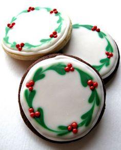 Recipe for christmas sugar cookies
