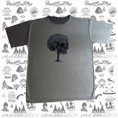 ADVENTURE NATURE Camiseta Masculina.
