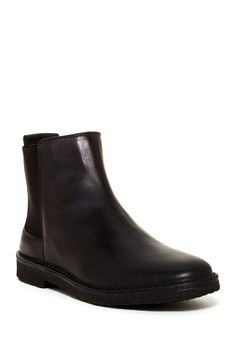 VINCE   Cody Genuine Dyed Shearling Lining Boot