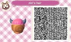 """lung-acnl: """"i finally made some bangs i like so i thought i'd share em! i think i used this with the high ponytails. """" lung-acnl: """"i finally made some bangs i like so i thought i'd share em! i think i used this with the high ponytails. Animal Crossing Hair, Animal Crossing Guide, Animal Crossing Qr Codes Clothes, New Leaf Hair Guide, Hair Color Guide, Acnl Hair Guide, Bed Head Styling, Underdye Hair, Hair Patterns"""