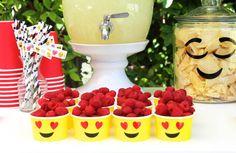 emoji birthday party
