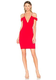 Jay Godfrey Hoy Dress en Rojo | REVOLVE