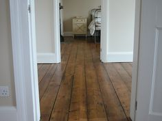 Wooden flooring, Original Face, Antique Pine Floorboards