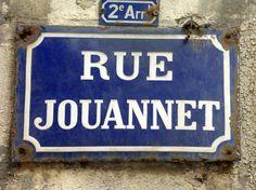rètol carrer, Burdeus. foto miquel