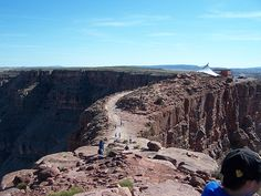 Guano Point, Grand Canyon West