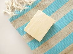 BATH Turkish Towel Natural Soft Cotton Peshtemal by TheAnatolian, $28.00