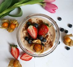 rise porridge ist on my blog.:)