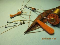 fly tying patterns instructions | Fly Tying Nation: Shrimp X tying instruction
