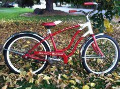 1960 Schwinn Bantam with a removable top bar so it convert from a boy's to a girl's bike.