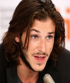 Middle Part Long Hair Men Styles Stylish Attractive Must Check 2017