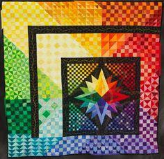 Square Wheel Color Dance