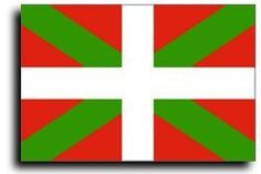 Basque - 3' x 5' Polyester World Flag by flagline. $7.95. 3' x 5' Polyester Flag. These beautiful Basque flags are carefully screen-printed in a full range of bright colors on 100% polyester. The authentic designs are based on information from official sources. Made with a polyester header and brass grommets on the left hand side.. Save 69%!