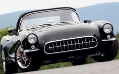 '57 vette- custom