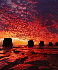 Sky Colour, Color, Monument Valley, Sunrise, Amazing Red, Sky View, Shades, Celestial, Planet Earth