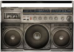 Celebrating Boomboxes, the 'Instant Parties' of the '80s - The New York Times