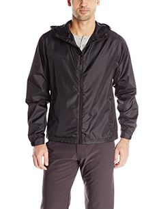 Sierra Designs Mens Microlight Jacket Black Large ** Read more at the image link.