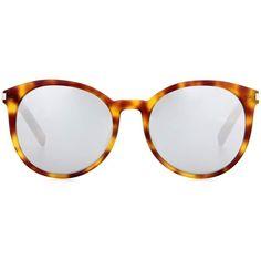 e3830c4f5f Saint Laurent Classic Round Sunglasses (5