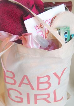 gift ideas for a new baby girl