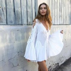 For Artists Only shooting the alice McCALL This Is Everything Playsuit