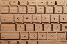 Wooden artistry adds warmth to Apple's 'cool' keyboard design | The Verge