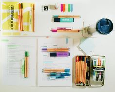 veronicaecholls:   color coding, organizing, and... - The Organised Student