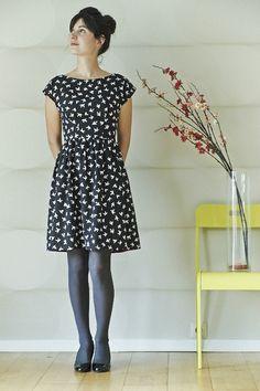 Anna Dress von Romanne Couture